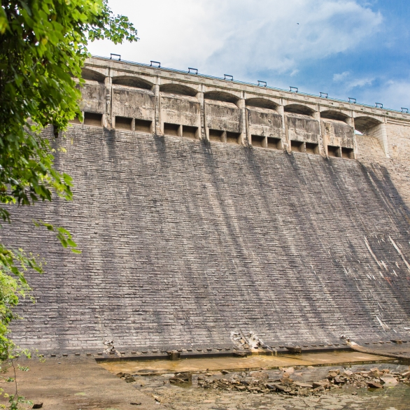 Tai Tam Reservoir(大潭水塘)-01