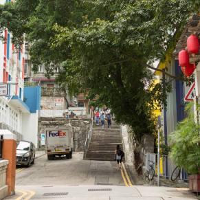 Tai Ping Shan Street(上環太平山街)-01