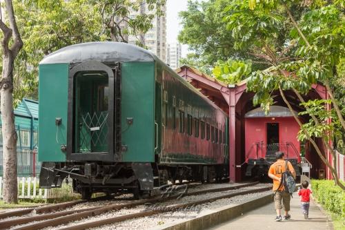 Hong Kong Railway Museum(香港鐵路博物館)-01